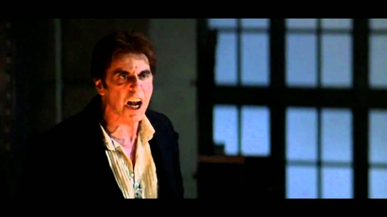 Al Pacino's speech abo...