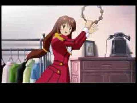 Sakura Wars : Erica's Good Morning Dance 2