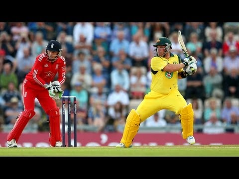 Highlights - England v Australia, 1st NatWest International T20, Ageas Bowl