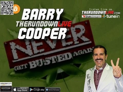 The Rundown Live #269 Barry Cooper (Police,Marijuana,Mexico,Anarchy)
