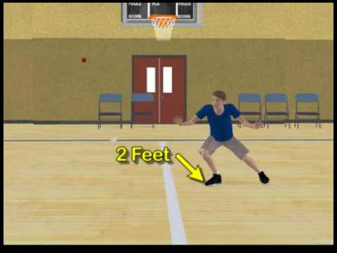 Basketball Training Defense | Defensive Slide