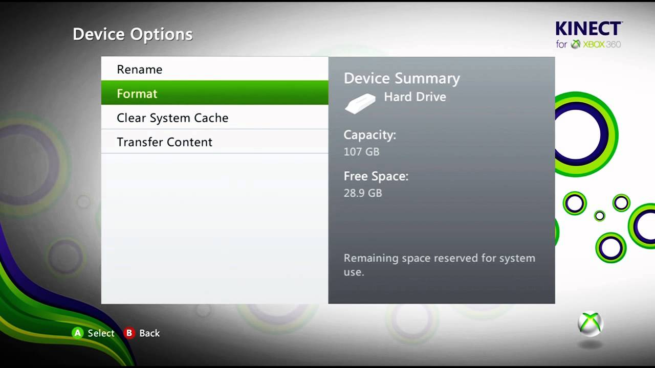 How To Clear The Cache On Xbox 360 639x426 · Xbox