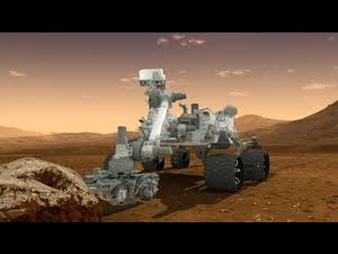 NASA 7 Minutes of Terror Curiosity Rover's Risky Mars Landing Video