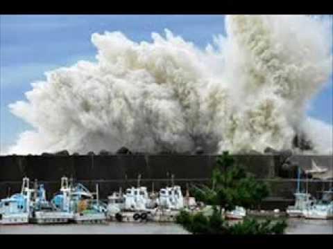 Video clip: Những hình ảnh khủng khiếp của sóng thần