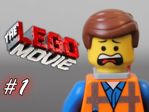 LEGO Movie Videogame - Part 1 - EVERYTHING IS AWESOME! (HD Gameplay Walkthrough)