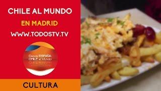 """Chorrillana """"CHILE AL MUNDO"""""""
