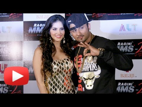 Yo Yo Honey Singh And Sunny Leone 's UNCUT Bindass & Naughty Interview