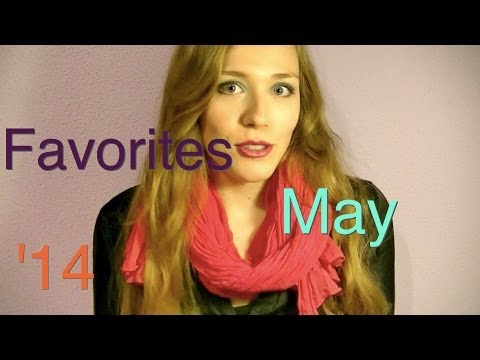 May favorites '14
