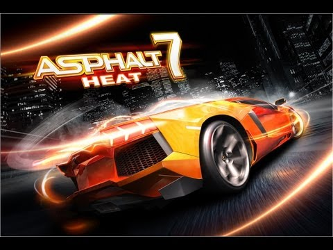 Official Asphalt 7: Heat E3 Trailer