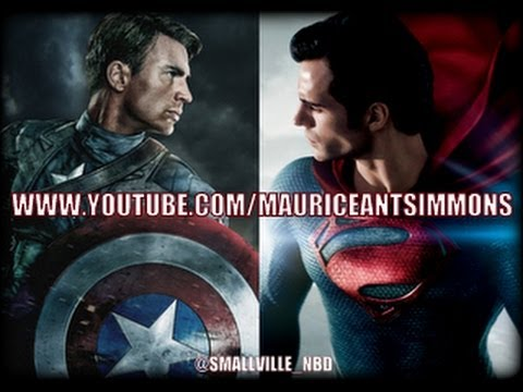 Man of Steel 2 vs Captain America 3 (May 6, 2016) Thoughts, Talk, Rant & More (19+Mins)