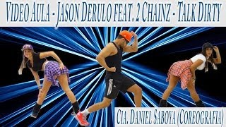 Vdeo Aula Jason Derulo Feat. 2 Chainz Talk Dirty Cia