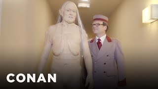"Andy Daly's Outtakes From Conan's ""Game Of Thrones"" Cold Open  - CONAN on TBS"
