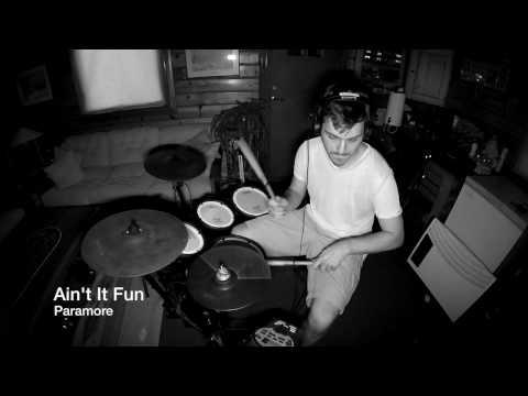 Paramore - Ain't It Fun (Elliott Killingbeck Drum Cover)