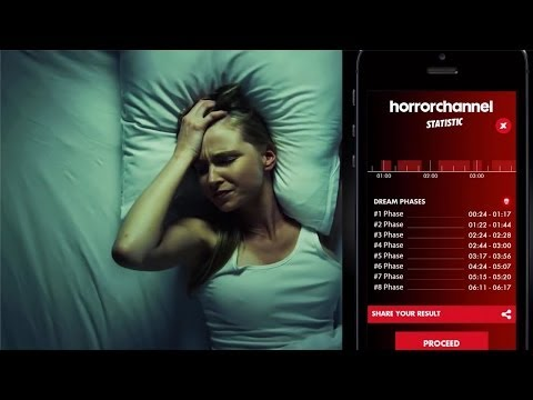Horror Channel's Night Terror App