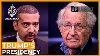 Noam Chomsky on the new Trump era   UpFront special