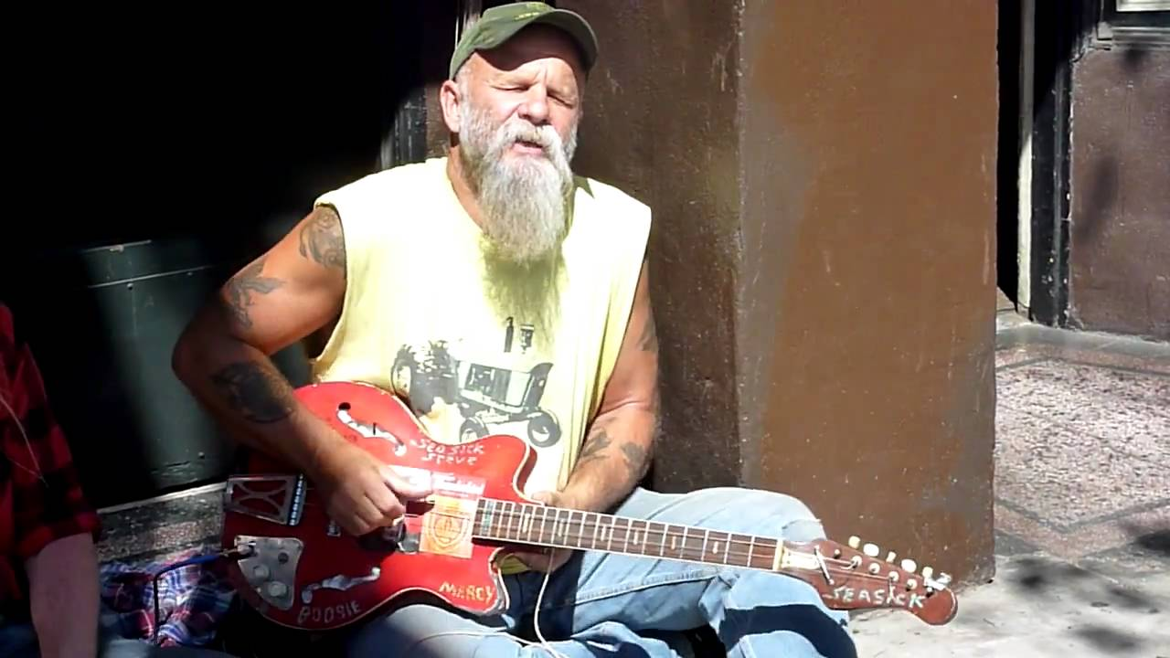 Seasick Steve Dog House Boogie