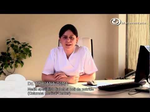 Recomandarea medicului pentru perioada de sarcina