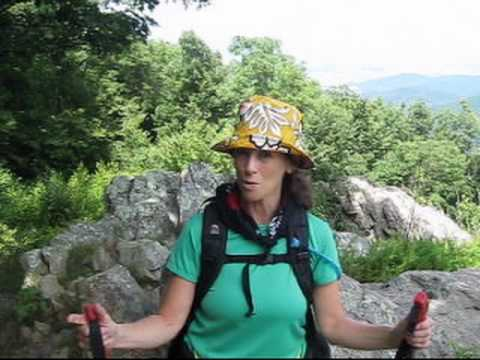 Hiking The Best Part Of The Appalachian Trail Youtube