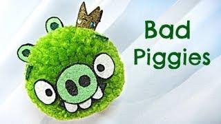 Angry Birds. Bad Piggies.