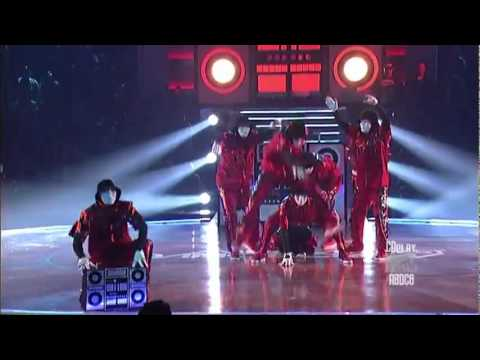 Jabawockeez- ABDC Season 6 Finale - Devastating Stereo in HD