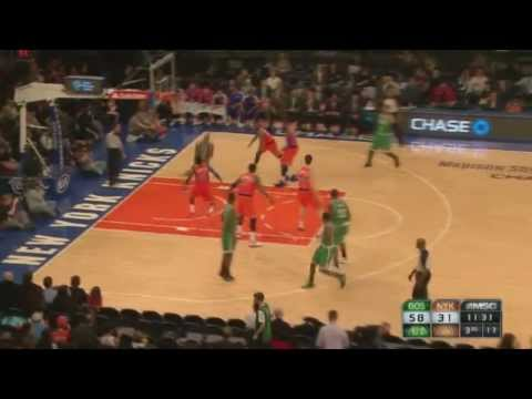 Avery Bradley DUNK| New York - Boston| Knicks-Celtics|December 8, 2013 | NBA 2013-14 Season