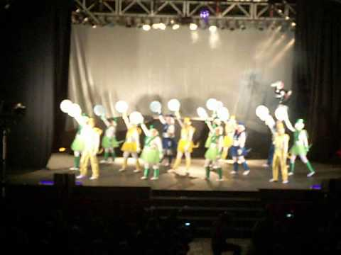 Playbacks 2012. Foguera Port d'Alacant