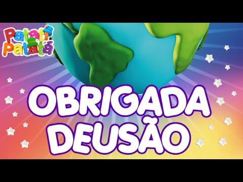 Obrigado Deusão - Patati Patatá (DVD Volta ao Mundo)