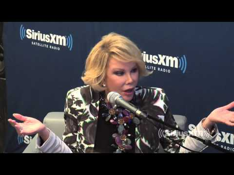 Joan Rivers:  Jerry Lewis is