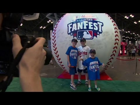 Twins set to host 2014 T-Mobile All-Star FanFest