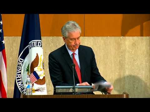 Deputy Secretary Burns Delivers Remarks at the Caribbean-U.S. Security Cooperation Dialogue