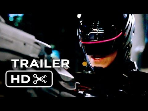 RoboCop Official Trailer #1 (2014) - Samuel L. Jackon, Gary Oldman Movie HD