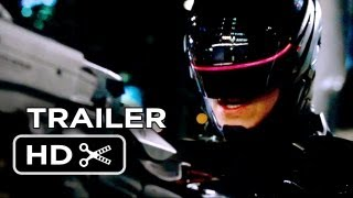 RoboCop Movie Trailer Featuring Samuel L. Jackon and Gary Oldman