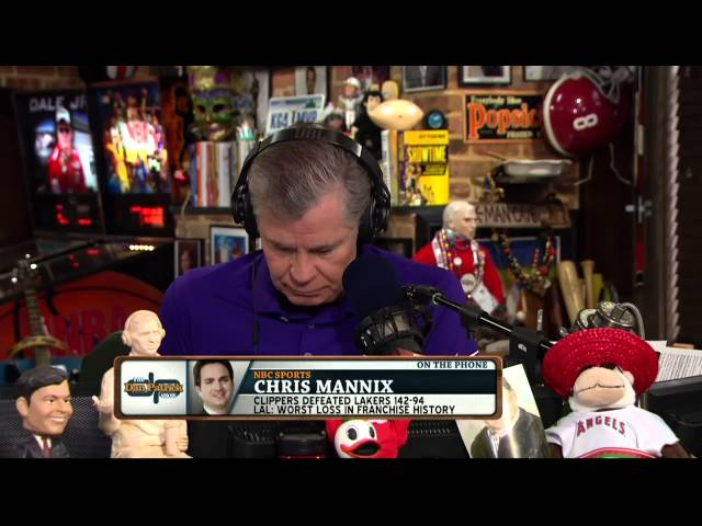 Chris Mannix on the Dan Patrick Show (Full Interview) 3/7/14