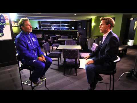 John Tortorella Interview with James Duthie