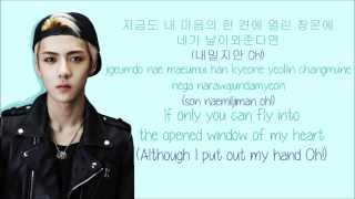 EXO-K Peter Pan (피터팬) (Color Coded Hangul/Rom/Eng