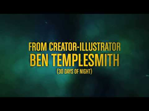 Ben Templesmith's BLACK SKY 1st teaser (dir. Matt Pizzolo)
