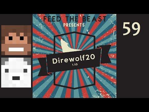 Direwolf20 1.10, Episode 59 -