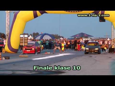 Osijek Street Race Show 11 - 2013 - Trke Ubrzanja 1na1