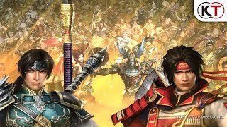 Warriors Orochi 4 - Trailer