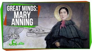"""Great Minds: Mary Anning, """"The Greatest Fossilist in the World"""""""