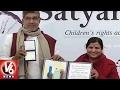 Kailash Satyarthi's Nobel Peace Prize Certificate Stolen :..