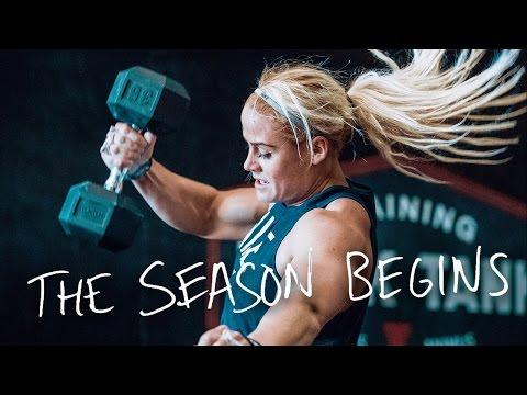 The Season Begins - CrossFit Open 17.1 at Training Think Tank w/ Sara Sigmundsdottir & Travis Mayer