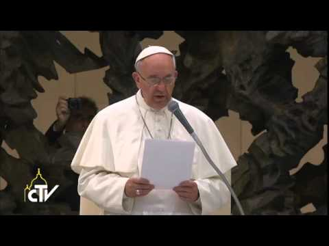 Pope Francis: elderly are always protagonists in the Church