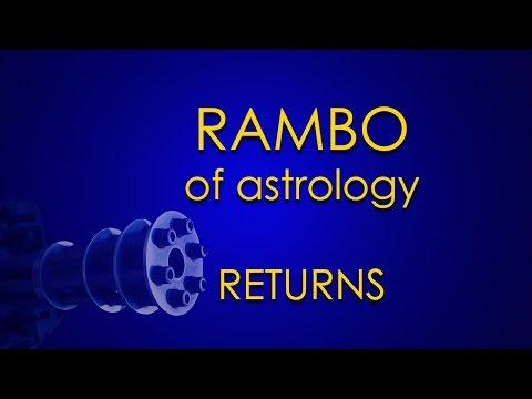 Rambo of Astrology Returns to Ground Zero