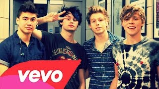 Beside You - 5 Seconds of Summer Official Lyric Video
