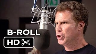 The Lego Movie Complete B-ROLL (2014) Will Ferrell, Nick