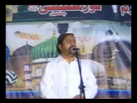 Ahmed Ali Hakim New Kalam 2012 (Shaam chupkay say) by: Iftikhar Ali 0301-6910805