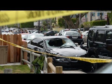 Elliot Rodger's 'premeditated' killing spree