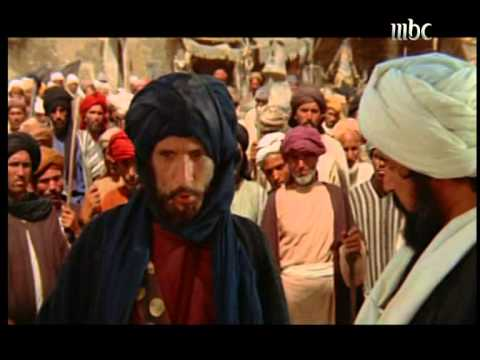"""أبرز مشاهد الراحل 'حسن الجندي' في فيلم """"الرسالة"""""""