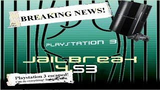How To Jailbreak PS3 Video Tutorial 2014 3.55 OFW To 4